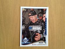 Evan Longoria 2014 Topps Celebration Short Print Card