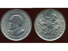 KENYA 50 cent 1978