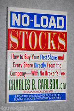 No-Load Stocks : How to Buy Your First Share and Every Share Directly from th...