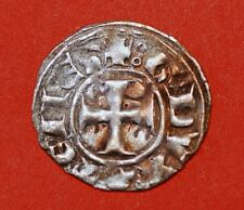 1287-1308 Europian Medieval.Guy II de la Roche Athen-Greece.Billon Denier Tourin