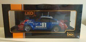 Ixo 1/18 Porsche 911 Carrera RS #1 Rally Monte Carlo 1979 (18RMC026)