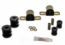 "70-81 Firebird Trans Am Rear Sway Bar Bushing Kit 5/8"" 1-Bolt Link Bar BLACK"