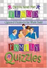 Family Biblical Quizzes & Puzzles: Do You Noah Me?--Flood