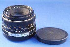 M.42 Screw Pentacon Electric 50mm, F 1.8 , prime lens.