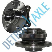 Set (2) NEW Front Driver and Passenger Wheel Hub and Bearing Assembly for Volvo