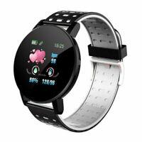 Waterproof Smart Watch Sport Men Kids Fitness Tracker Blood Pressure Heart Rate