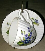 Royal Sutherland Fine Bone China Cup And Saucer Vintage Made In England