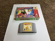 Looney Tunes: Duck Dodgers Starring Daffy Duck (Nintendo 64, 2000)