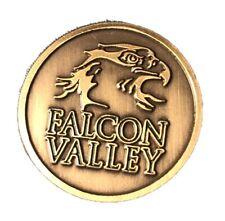 Falcon Valley...Golf Ball Marker