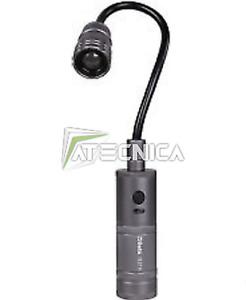 Lampe Led-Taschenlampe beta 1837N Kopf Flexible Magnetisch Batterie 400 Lm