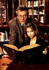Buffy The Vampire Slayer Cast Poster Giles Buffy Library