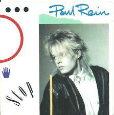 "Paul Rein – Stop 7"" Vinyl 45rpm Champion CHAMP 56  P/S"