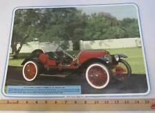 1915 Stutz Model 4F Bearcat Car Photograph Picture Laminated Advertisement