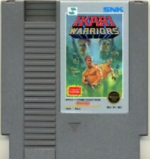IKARI WARRIORS ORIGINAL NINTENDO GAME SYSTEM NES HQ