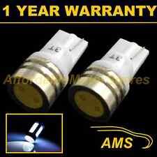 2X W5W T10 501 Xenon Blanco Alta Potencia LED SMD Número De Matrícula Bombillas NP100702