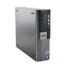COMPUTER DELL OPTIPLEX 980 SFF CORE i5-650 4GB RAM 250GB HDD WIN 7 PRO GRADO A