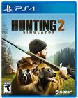 Hunting Simulator 2 PS4 Brand New Factory Sealed