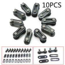 10x Bicycle Bike Single Speed Quick Chain Master Link Connector Repair Kits New