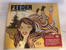 FEEDER PUSHING THE SENSES CD +DVD LIMITED EDITION