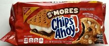 NEW Nabisco S'mores Chips Ahoy Cookies Heat For a Treat FREE WORLDWIDE SHIPPING