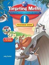 Targeting Maths Australia Curriculum Edition Year 1 Teaching Guide