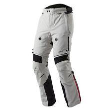 Pantaloni grigio Rev'it per motociclista