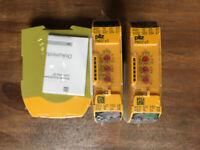 1pc new Pliz safety relay PNOZ S5  750105  24VDC