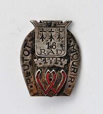 18° R.A.D. Régiment d'Artillerie Divisionnaire, Drago Béranger, épingle cassée