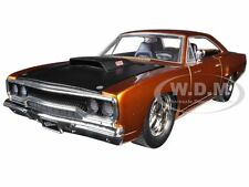"""DOM'S 1970 PLYMOUTH ROAD RUNNER COPPER """"FAST & FURIOUS  7"""" 1/24 BY JADA  97126"""