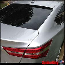 Rear Roof Spoiler Window Wing (Fits: Toyota Avalon 2013-newer XX40) SpoilerKing