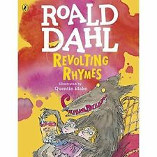 Very Good, Revolting Rhymes (Colour Edition), Dahl, Roald, Book
