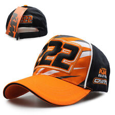 CAPPELLO CAPPELLINO BERRETTO MOTOCROSS 222 CAIROLI ORANGE KTM RACING TAGLIA UNIC