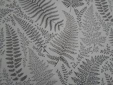 Chivasso Curtain Fabric 'Botanical Garden' 1.8 METRES Taupe CH2666-91 100% Linen
