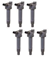 Set of 6 Spectra Premium Direct Ignition Coils for Lexus ES300 Toyota 3.0L V6