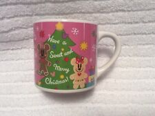 Tokyo Disney Resort Mickey Minnie Ginger Bread Christmas Holiday Small Cup