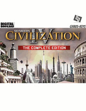 Sid Meier's Civilization IV 4 The Complete Edition Steam Key Code