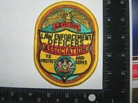 LAW ENFORCEMENT OFFICERS ASSOCIATION--POLICE-