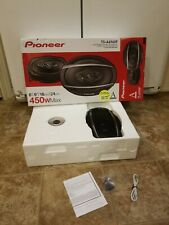 """Pioneer TS-A6960F 6x9"""" 4-Way 450W Coaxial Car Speakers - Pair"""