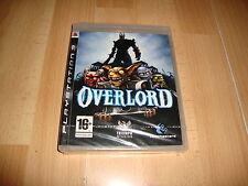 OVERLORD 2 II DE CODEMASTERS PARA LA SONY PS3 NUEVO PRECINTADO