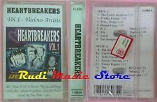 MC HEARTBREAKERS VOL.1 the everly brothers freddy fender SIGILLATA cd lp dvd vhs
