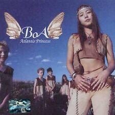 BoA (Korea) - Atlantis Princess (S.M. Entertainment) CD NEW SEALED
