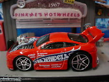 2003 Gift Pack MITSUBISHI ECLIPSE∞Red∞New LOOSE Hot Wheels