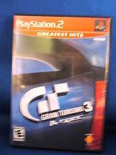 Playstation 2 PS 2 GT Gran Turismo 3 A Spec