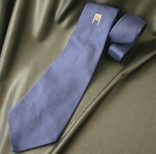 Unknown Rugby Club Coat of Arms Rugby Union Navy Tie