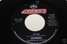 Savannah My Girl b/w Lets Get To It 45 From Co Vault Unopened Box *