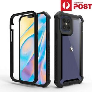 iPhone 12 Pro Max mini 11 Clear Case Slim Gel Thin TPU Transparent Rubber Cover