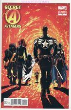 SECRET AVENGERS #19 1:50 MARVEL 50th ANNIVERSARY COVER BOOK NEW AVENGERS 1 2011