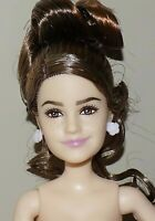 """BARBIE MATTEL HERMIONE DOLL YULE BALL UPDO 9.5"""" HARRY POTTER ARTICULATED NUDE"""