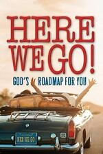 Here We Go!: God's Roadmap for You by Worthy Inspired Hardcover Book (English)