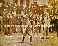 Old/Vintage 1902 Harry Vardon Old Tom Morris Golf Pro Shop Golf Lover Photo